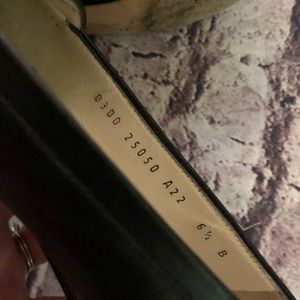 Salvatore Ferragamo Shoes - Salvatore Ferragamo black loafers